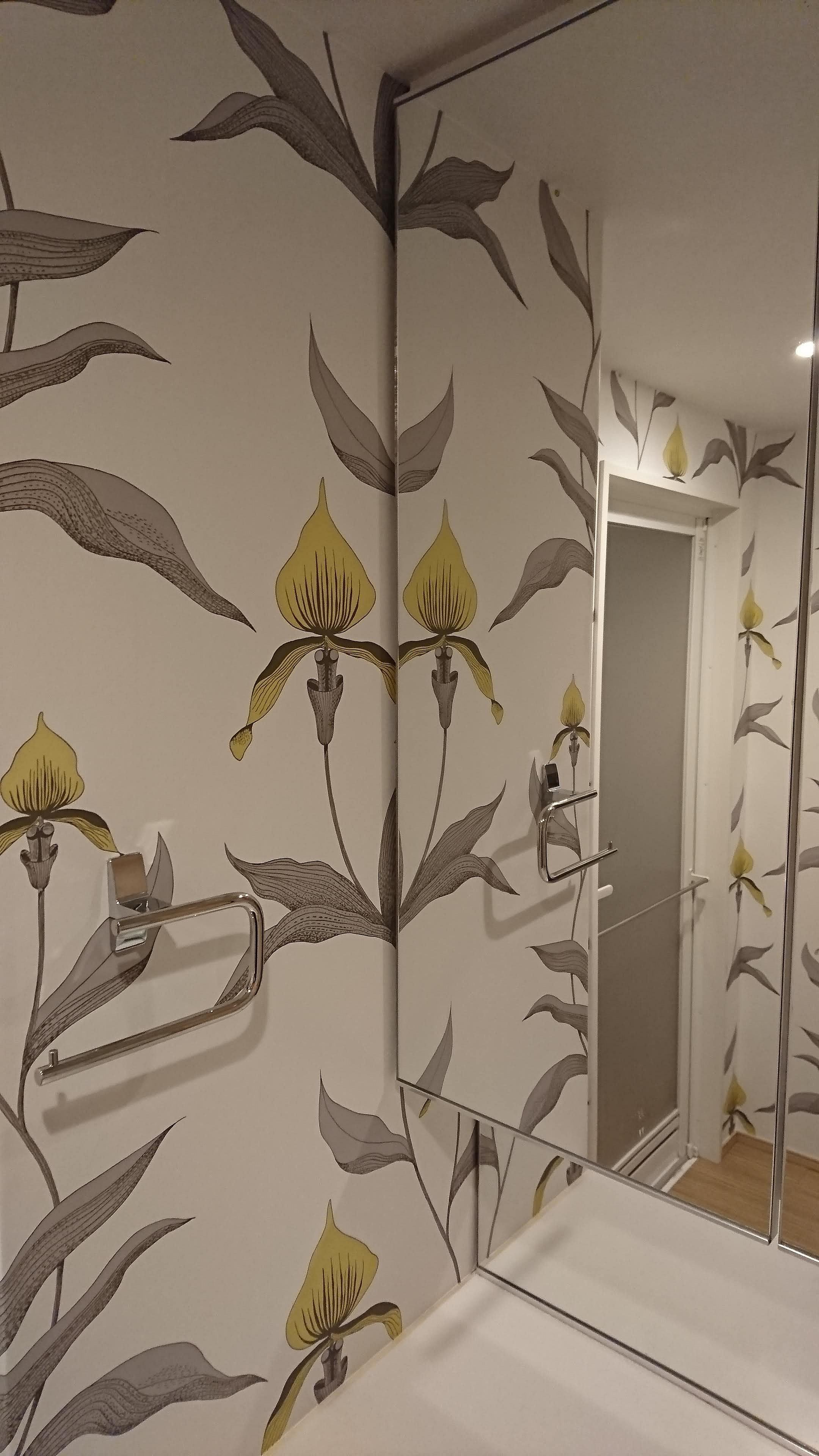 Orchid施行写真1